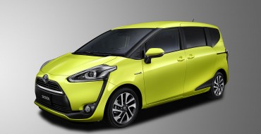 Toyota Sienta Compact Minivan Makes Japanese Debut