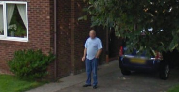 Wife Catches Husband Sneaking a Cigarette Via Google Street View