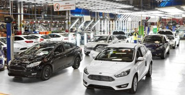 Ford Sollers Begins Focus Production at Vsevolozhsk Assembly Plant