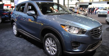 Mazda Introduces Better Standard Features for 2016.5 CX-5