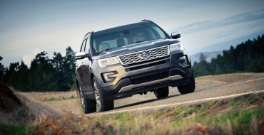 2016 Ford Explorer Platinum Adds Luxury Atop Toughness