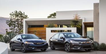 2016 Honda Accord Priced at $22,105