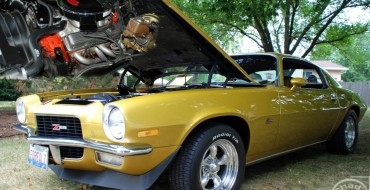 1972 Chevy Camaro Z28 Belonging to Papa John's Founder Stolen in Detroit