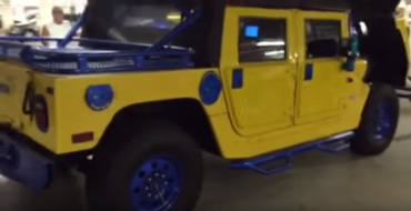 NFL Star Mike Vick Said He Never Owned Custom Hummer Put Up for Auction on eBay