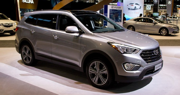 Hyundai July Sales Results: CUV Popularity Secures Best July Ever