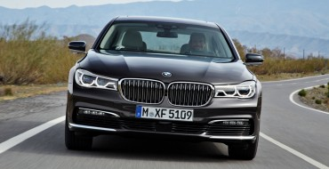BMW 7 Series Wins 2016 World Luxury Car