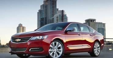 2016 Chevy Impala Sees Small Price Increase