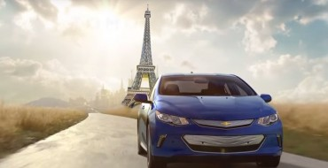 French Group Petitions GM to Sell 2016 Chevy Volt in Europe