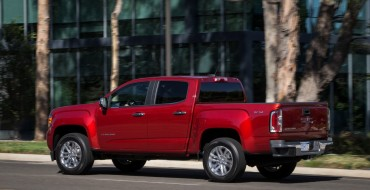 GMC Introduces 2016 Canyon Duramax Diesel