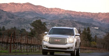 White, Silver, Black Preferred Colors for GMC Customers in Middle East