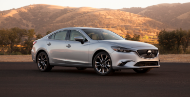 Mazda Issues Recall on 2015-16 Mazda6 for Power Steering, Airbag Wiring Abrasion