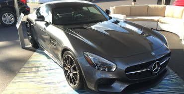 2016 Mercedes-AMG GT S Visits Cincinnati for Western & Southern Open