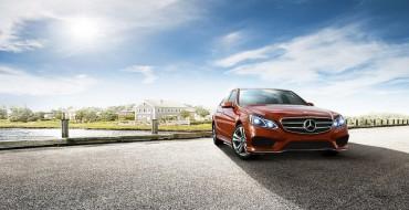 2016 Mercedes-Benz E-Class Overview