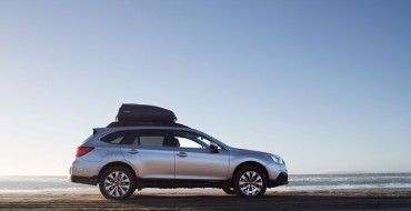 Subaru's Record March Sales Lead to Best First Quarter Ever