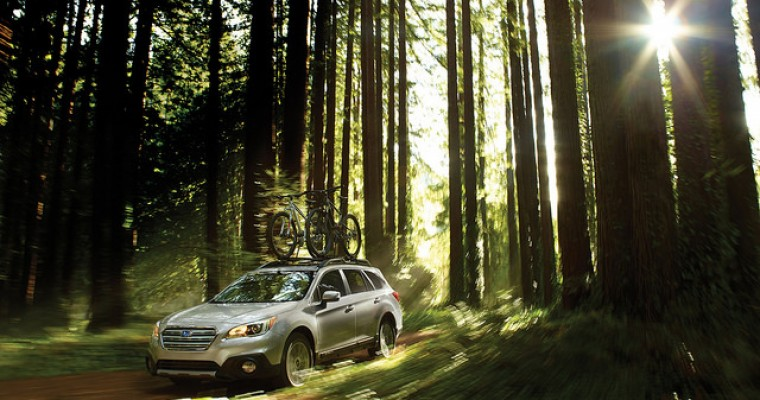 2016 Subaru Outback Overview