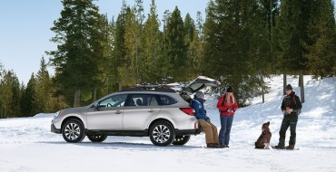 Forester, Outback, Crosstrek Lead Subaru to Third Consecutive Monthly Sales Record