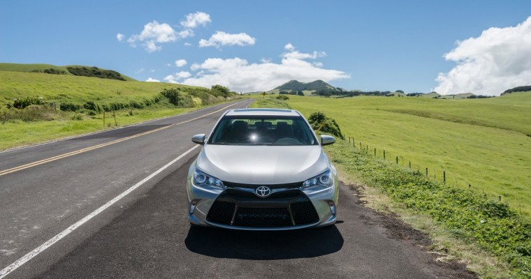 Toyota Hits North American Production Milestone in 2015