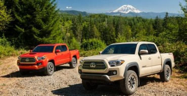 Tacoma Specs and Pricing Info Revealed