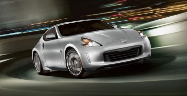 2016 Nissan 370Z Coupe Overview