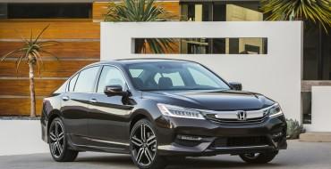 2016 Honda Accord Debuts in Silicon Valley