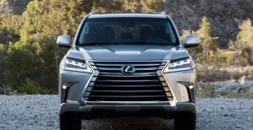 Lexus Reveals LX 570 at Pebble Beach Concours d' Elegance