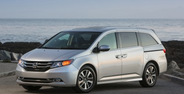 2016 Honda Odyssey Pricing and Fuel Economy Numbers Revealed