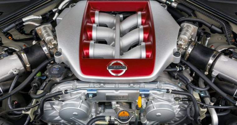 Nissan Still Builds GT-R Engines By Hand