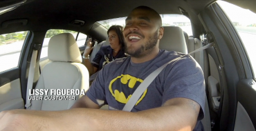 NFL Defensive Back AJ Francis Drives an Uber in the Off-Season