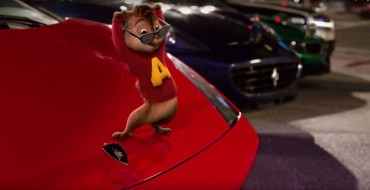 'Alvin & The Chipmunks: The Road Chip' to Star Nissan Cube and Singing Rodents