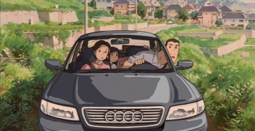 Is That an Audi in Miyazaki's 'Spirited Away?'