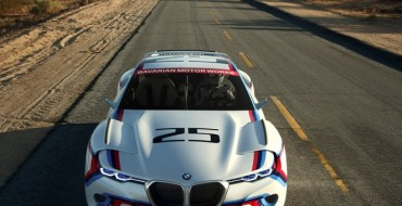 BMW Commemorates 40 Years in North America With BMW 3.0 CSL Hommage R