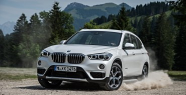 2016 BMW X1 Overview