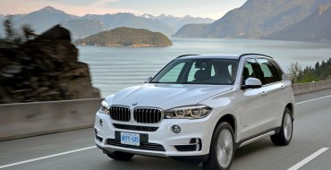 2016 BMW X5 Overview