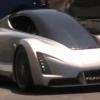 """Meet """"Blade"""": The 3D-Printed Supercar"""