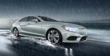 2016 Mercedes-Benz CLS-Class Overview