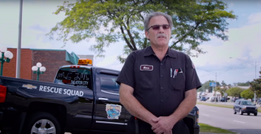 Meet the Chevy Rescue Squad for This Year's Woodward Dream Cruise