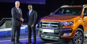 Ford Will Build Ranger Pickups in Nigeria