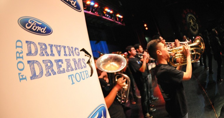 Ford Creating $150,000 in Driving Dreams Scholarships in Houston, San Antonio
