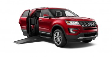 Ford Teams With BraunAbility for Explorer-Based Wheelchair-Accessible SUV