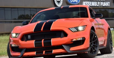 2016 Shelby GT350 Mustang Wins AutoGuide.com Reader's Choice Car of the Year