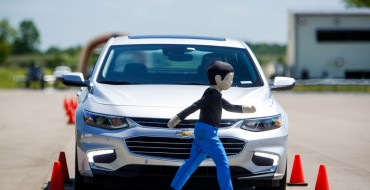 GM Opens Active Safety Test Area at Milford Proving Grounds