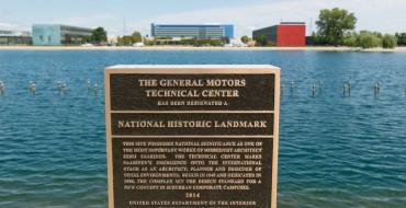GM Tech Center in Warren Selected as National Historic Landmark