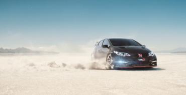 Honda Civic Type R Ad Banned for Encouraging Speeding