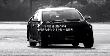 Hyundai Korea Releases Glimpse of Upcoming Redesigned Elantra (Avante)