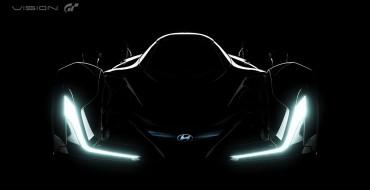 Hyundai Plans for Frankfurt Show Include Next i20 WRC & N 2025 Vision GT