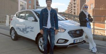 Diligent Hyundai ix35 FCV Travels 1,400 Miles in Single 24-Hour Trip