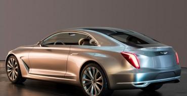 "[PHOTOS] Artistic Hyundai ""Vision G"" Concept Fittingly Revealed at LA Art Museum"