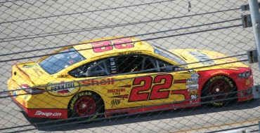 Logano Earns Weekend Sweep With Cheez-It 355 Win