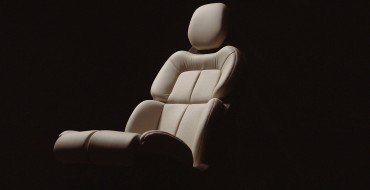 Lincoln Patents 30-Way Seats for Continental Concept