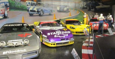 National Corvette Museum Fined $100 for Track Noise